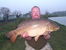 28lbs12 Caught by Del