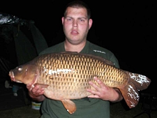 27lbs5 Caught by Jason