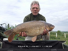 22lbs8 Caught by Eddie