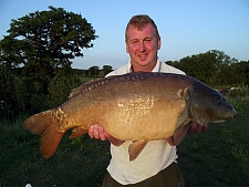 22lbs10 Caught by Alan