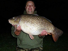 29lbs1 Caught by Stephen