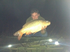 24lbs0 Caught by charlie hunt