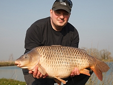 30lbs5 Caught by Mark Wilson