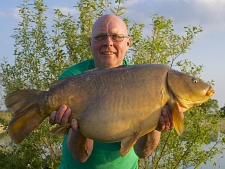 24lbs2 Caught by David Brooker