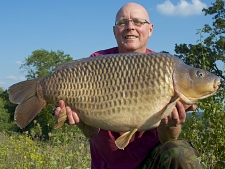 31lbs14 Caught by David Brooker