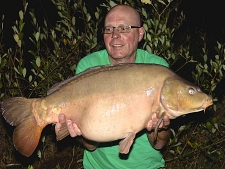 24lbs0 Caught by David Brooker