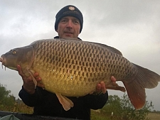 26lbs12 Caught by Dominic rhodes