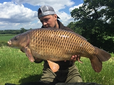 22lbs2 Caught by Kieren Joseph