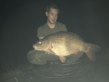 28lbs0 Caught by Matt