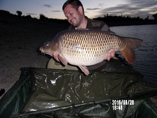 27lbs10 Caught by Richard Squibb