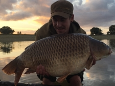 32lbs0 Caught by Dan green
