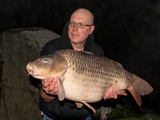 34lbs2 Caught by David Brooker