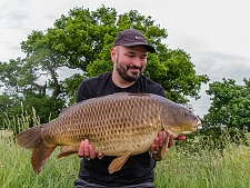 23lbs8 Caught by Mark Wilson
