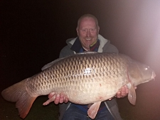37lbs9 Caught by Lee