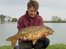 18lbs0 Caught by Lee tompkins