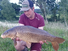 21lbs0 Caught by Lee Tompkins