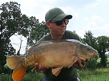 16lbs1 Caught by Ian palmer