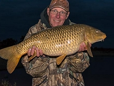 17lbs2 Caught by David Brooker