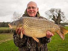 28lbs12 Caught by David Brooker