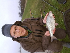 2lbs4 Caught by mark waring