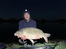22lbs3 Caught by Pete H