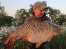 33lbs8 Caught by Ian Palmer