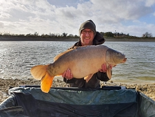 25lbs2 Caught by Paul Bean